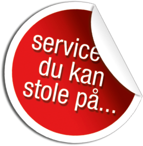 PAP emballage & display - Service du kan stole paa