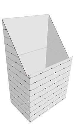 Sokkel til kvartpalle, foldbar - J02401