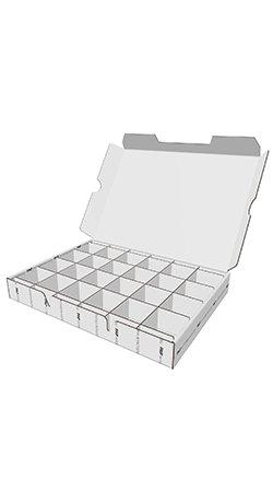 Emballage til flødeboller - J01261