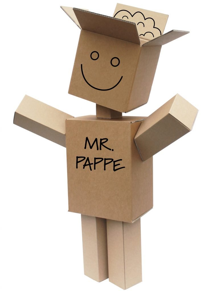 Mr. Pappe